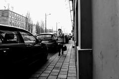 (notojako) Tags: streetphotography lodz łódź blackandwhite monochrome