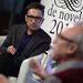 Conversación entre los escritores Patricio Pron y Juan José Millás con motivo de la presentación de Mañana tendremos otros nombres, galardonada con el Premio Alfaguara de Novela 2019. Para más información: www.casamerica.es/literatura/manana-tendremos-otros-nombres