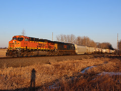 CN A49191-20 (Tunnel Blanket) Tags: cn a491 bnsf es44ac junctioncity wisconsin superiorsub