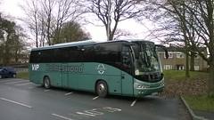 Holmeswood Coaches PO12EOA 14012019 (Rossendalian2013) Tags: holmeswoodcoaches bus coach bostockscongleton macclesfield vdl sb4000 beulas stergo spica po12eoa