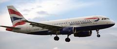 Airbus A-319 G-EUOB (707-348C) Tags: dublinairport ireland eidw passenger airliner jetliner airbus airbusa319 a319 britishairways british baw geuob speedbird dublin 2018 dub
