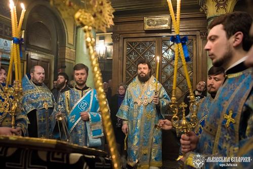 12-13.04.19 - Похвала Пресвятої Богородиці