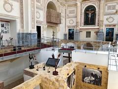 Santa Margherita di Belìce - Museo della Memoria (ex Chiesa Madre) (costagar51) Tags: santamargheritadibelice agrigento sicilia sicily italia italy arte storia architettura anticando