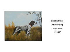 "Pointer Dog • <a style=""font-size:0.8em;"" href=""https://www.flickr.com/photos/124378531@N04/32914645598/"" target=""_blank"">View on Flickr</a>"