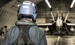 Ala 15 Base Aérea de Zaragoza (Ejército del Aire Ministerio de Defensa España) Tags: piloto pilot ejércitodelaire casco helmet hangar f18 tiger tigre fuerzaaérea aviación militar aviation baseaérea airbase monodevuelo ala15