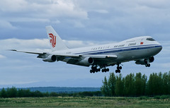 B747 | B-2450 | ANC | 20020527 (Wally.H) Tags: boeing 747 boeing747 b747 b2450 airchina cargo anc panc anchorage airport