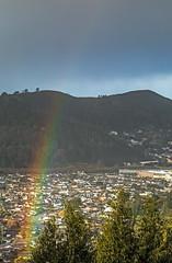 Pacifica, CA. (j1985w) Tags: california rainbow pacifica sky clouds