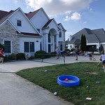 """Neighborhood party at our house <a style=""""margin-left:10px; font-size:0.8em;"""" href=""""http://www.flickr.com/photos/124699639@N08/33375923538/"""" target=""""_blank"""">@flickr</a>"""