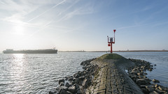 River traffic (DC P) Tags: river riverside riverbank old oude maas meuse ship ships boat boot cloud clouds water waterfront watercourse nature landscape europe holland netherlands serene weekend wideangle widely landschaft panorama view shore bright country digital pretty sky light new sony a7 a7r a7rii ii outdoor lake coast seaside sunrise foggy reflection reflections sea mist tree people zeiss 1635 smooth traffic color countryside fog explore outside harbour fe
