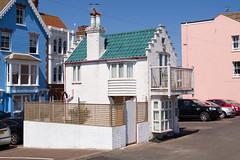 Tiny House (mattbeee) Tags: aldeburgh coast dollshouse home house parkingspacesize suffolk tiny