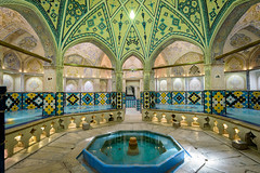 KASHAN, IRAN (ulambert) Tags: iran kashan bath hammam sultan amir ahmad bathhouse