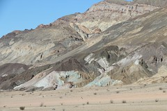 0197 Colorful mineral deposits on Artists Drive in Death Valley (_JFR_) Tags: camping hiking deathvalley deathvalleynationalpark artistsdrive