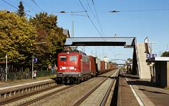 Tostedt (Nils Wieske) Tags: niedersachsen rollbahn baureihe 140 e40 db cargo bahnhof güterzug bahn eisenbahn train railway railroad zug züge