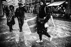 Images on the run.... (Sean Bodin images) Tags: snow vinter2019 january streetphotography streetlife seanbodin streetportrait reportage drvejret people photojournalism photography copenhagen citylife candid city citypeople grist