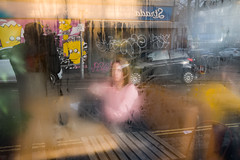 Bristol; January 2019 (Daniel Durrans) Tags: condensation urban candid canpubphoto street coffeeshop cafe window streetphotography reflection bristol face