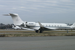 N838MF - Gulfstream 650 (John Klos) Tags: 6042 a7rii bizjet gvi g650 gulfstream gulfstream650 johnklos kteb n838mf newjersey sony sonya7rii sonyfe24105mmf4goss teb teterboro teterboroairport aircraft aircraftspotting airline airplane airplanespotting aviation jet spotting winglets unitedstates us