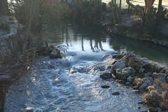 L'Eau Morte @ Verthier @ Doussard @ Walk in Doussard, Faverges, Giez & Lathuile (*_*) Tags: winter hiver 2019 february europe france hautesavoie 74 annecy savoie doussard sourcesdulacdannecy verthier river leaumorte morning matin vieuxpont bridge
