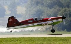 MX Aircraft MXS landing @ LZSL (stecker.rene) Tags: mx aircraaft mxs mxaircraftmxs n540xx skydive dubai cn6 aerobatic zoltán veres wwwvereszoltanhu vereszoltan hungarian hungary pilot landing approach smoke aerialdisplay flyingdisplay silhouette profile flare propeller prop siaf siaf16 siaf2016 sliac slovakia canon eos7d tamron 150600mm tarmac runway rwy aoa lzsl
