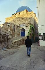 Israel (Manuel Goncalves) Tags: analogue nikonn90s 35mmcolourfilm agfavista400 israel middleeast street