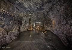Icy mine. (lortopalt) Tags: gruva mine abandoned övergiven övergivna srt climbing klättra explore utforska nikon d850 lightpainting ljusmåla horndal dalarna stefan lortopalt