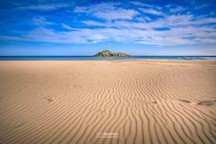 Chia_Su_Giudeu_190030 (ivan.sgualdini) Tags: 1635mm 5dmarkiv italy beach beautiful blue canon chia day dune landscape longexposure mediterranean paradise rock sand sardegna sardinia sea seascape sky south sugiudeu sunny