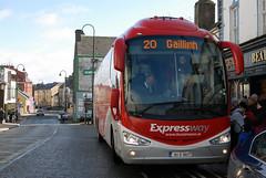 Bus Eireann 'SE24' (Longreach - Jonathan McDonnell) Tags: buseireann galway scania se scaniairizar irizar irizari6 expressway dsc0305 supermacs se24 151d4657 loughrea