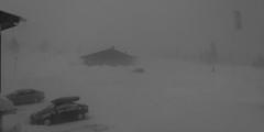 Blizzard / Lumimyrsky 3 (akkujala) Tags: finland lapland lappi suomi blizzard muonio pallas