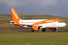 G-EZWF Airbus A320-214 (Bradley's Aviation Images) Tags: gezwf airbusa320214 iom egns ronaldswayairport isleofman easyjet