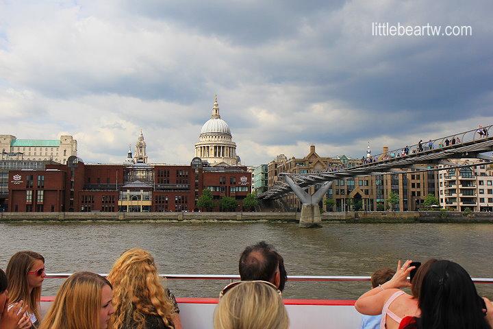 泰晤士河遊船Thames Citycruise-15