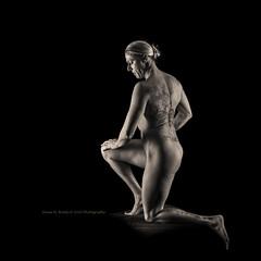 Lorinda-2567 (Dana Brady) Tags: fineartnude tattoo bodysculpting strength muscular strong ottawa model