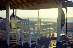 Amanecer (mavricich) Tags: película pinamar playa paisaje film foto argentina agua arte analógico analogic arena amanecer mar mañana mamiya lomography lomo