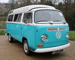 NPO 223J (Nivek.Old.Gold) Tags: 1971 volkswagen camper 1584cc earlybay hh