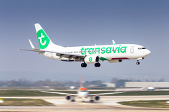 ORY - Boeing 737-8K2 (F-HTVH) Transavia France (Shooting Flight) Tags: aéropassion airport aircraft airlines aéroport aviation avions atterrissage approche approach landing canon 6d natw boeing b737 737 7378k2 b7378k2 winglets photography photos passage piste08 couléeverte paris parisorly orly msn62163 transavia france fhtvh ory lfpo filé