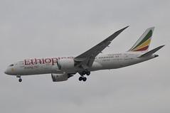 ET-AOO (LIAM J McMANUS - Manchester Airport Photostream) Tags: etaoo ethiopianairlines ethiopian et eth laketana boeing b787 b788 788 boeing787 boeing7878 dreamliner boeingdreamliner egcc manchester man