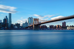 Brooklyn bridge park (Patrick Foto ;)) Tags: brooklyn manhattan america apartment architecture blue bridge building buildings business cable city cityscape clear day district downtown east famous financial freedom landmark lower new nobody ny nyc office outdoors park river scene scenic sky skyline skyscraper skyscrapers street summer sunset tourist tower travel united urban usa view water waterfront york newyorkcity newyork unitedstatesofamerica us