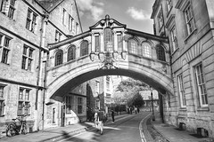 Oxford in monochrome! (Nina_Ali) Tags: blackandwhite monochrome streetphotography architecture oxford arc england ninaali