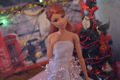 Magic time (PeArl_Fox) Tags: barbiedoll dolls barbiemadetomove