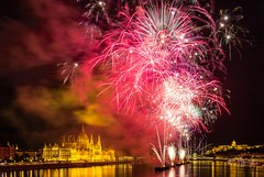 Happy new year (werner boehm *) Tags: fireworks