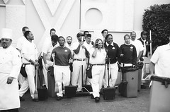 The Old Guard (dualdflipflop) Tags: disney disneyland people f100 nikon nikonf100 blackandwhite bw film filmphotography analog