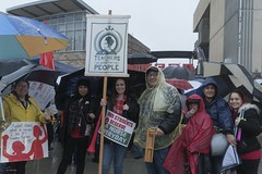 DSC00780 copy (Professional Association of Milwaukee Public Educa) Tags: lateacherstrike joebrusky unitedteachersoflosangeles utla mtea strike teachers california losangeles union picketline arletahighschool