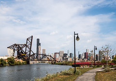 Chicago RIver DSC03533 (nianci pan) Tags: chicago illinois urban city cityscape architecture buildings river chicagoriver urbanlandscape landscape sony sonya7rii nianci pan