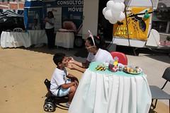 Saúde Trailer na Tamandaré  08 02 19 Foto  Soraya Bogarim (13) (prefeituradebc) Tags: saúde trailer praça tamandaré ação ambulância dentista atendimento
