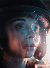 🚀 (Saragraphs) Tags: spaceship bokeh lights weird art moon starman milkyway mystery alien space cosmos astronaut 24mm sigmaart sigma canon canob