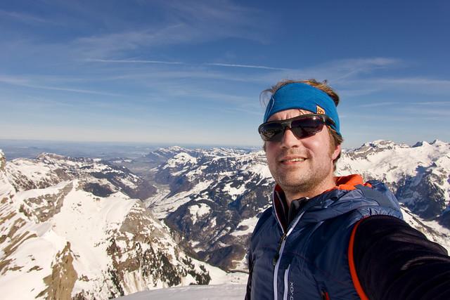 Rotsandnollen - Skitour 2019