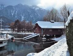 In-12 (Kagan6) Tags: switzerland interlaken lake ngc alps mountain wooden house