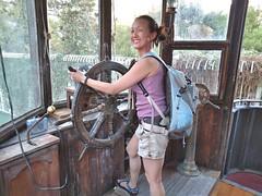 IMG_20180930_175545 (JeremyADE) Tags: lasvegasnevada fremontstreet steeringwheel ship
