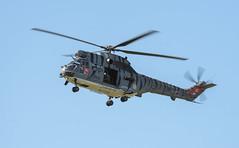 Aérospatiale HC.2 (Boushh_TFA) Tags: aérospatiale hc2 sa 330 xw224 royal air force raf nato tiger meet 2018 31st base krzesiny poznan poland epks nikon d600 nikkor 300mm f28 vrii
