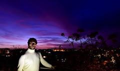 Merry Christmas (ioriogiovanni10) Tags: buonnatale christmas natale panorama foto photo photographer fotografo face colori sunset tramonto sky cielo night nikon homme io je 2018 dicembre roma
