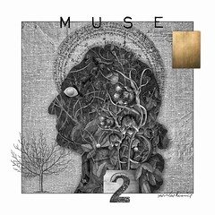 Botanical Muse (jimlaskowicz) Tags: jimlaskowicz textures artistic impressionistic muse dream surreal art flora botanical