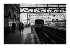 FILM - Commute (fishyfish_arcade) Tags: analogphotography bw blackwhite blackandwhite istillshootfilm monochrome olympus35rc analogcamera filmisnotdead mono streetphotography